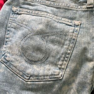 Big Star Shorts - Big Star cut off denim shorts